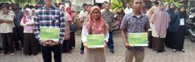 Mahasiswa Mempelajari Pengelolaan Sampah Berbasis Rumah Tangga