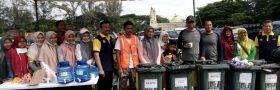 DLHK3 Terapkan Lesswaste Event di Kota Banda Aceh