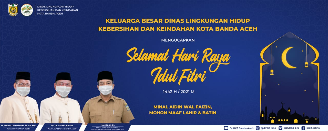 DLHK3 Banda Aceh